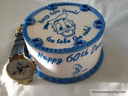 My Disney Time Week 20 Happy Birthday Donald Duck