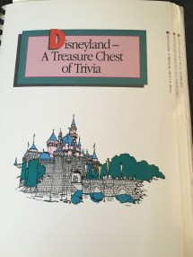 Disneyland Hotel 1989