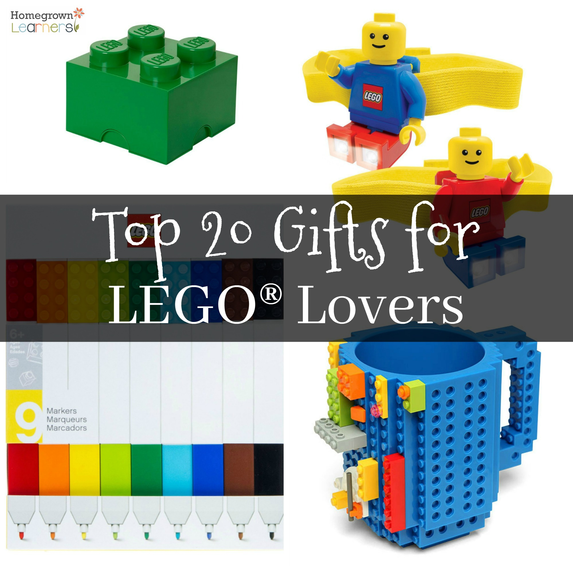 Top 20 Gifts For Lego Lovers Homegrown Learners