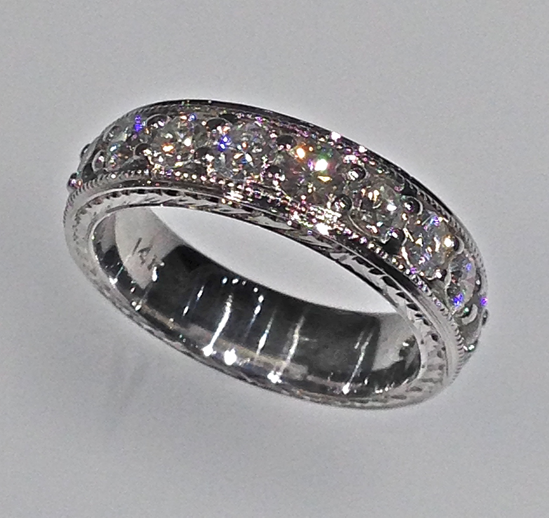 Wedding Bands — Craft Revival Jewelers