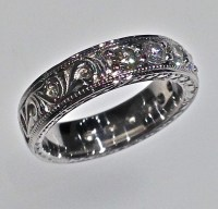 Wedding Bands 1  Craft-Revival Jewelers