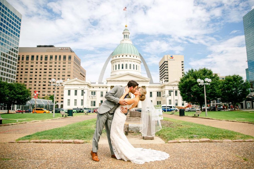 St Louis City Courthouse Wedding | deweddingjpg.com
