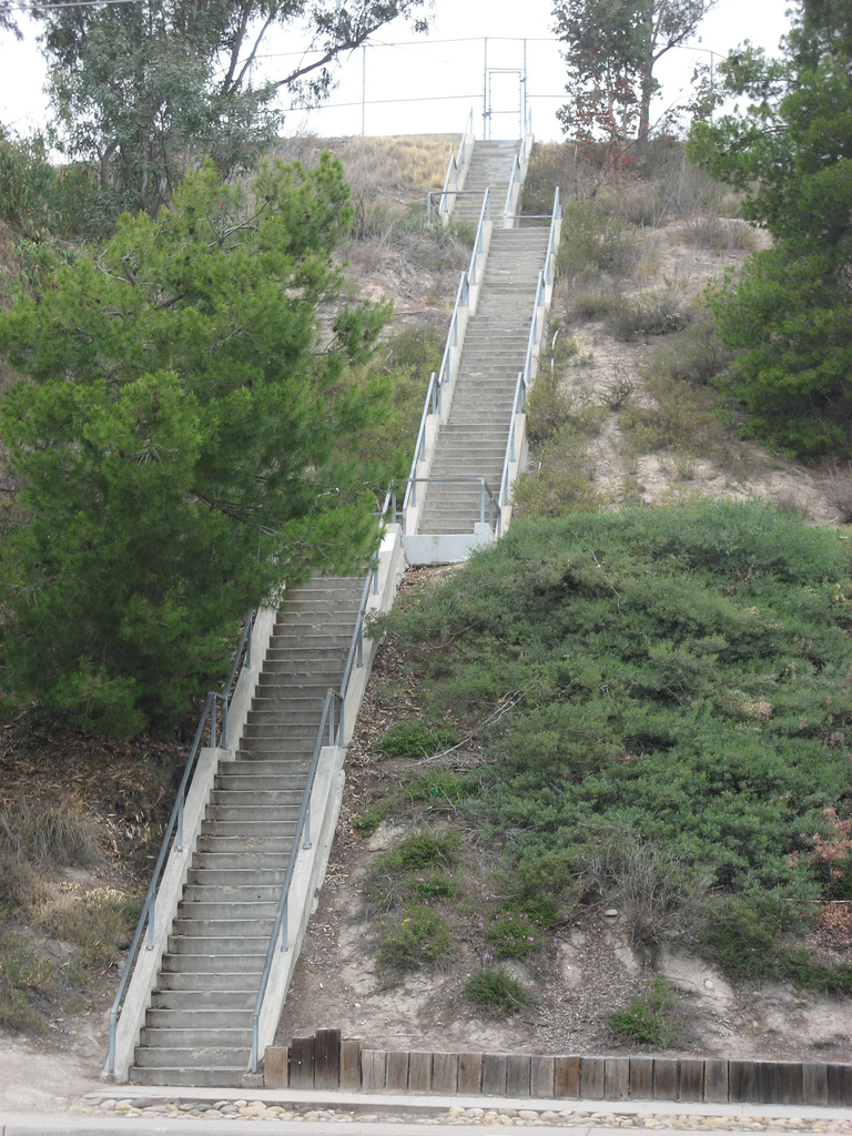 Running Stairs in San Diego 4 More Challenges  Strong