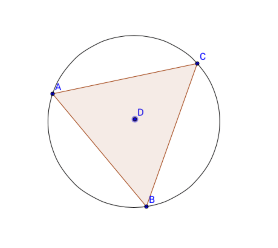 A Geometry Problem for SAT/ACT/SAT Subject Test Math II