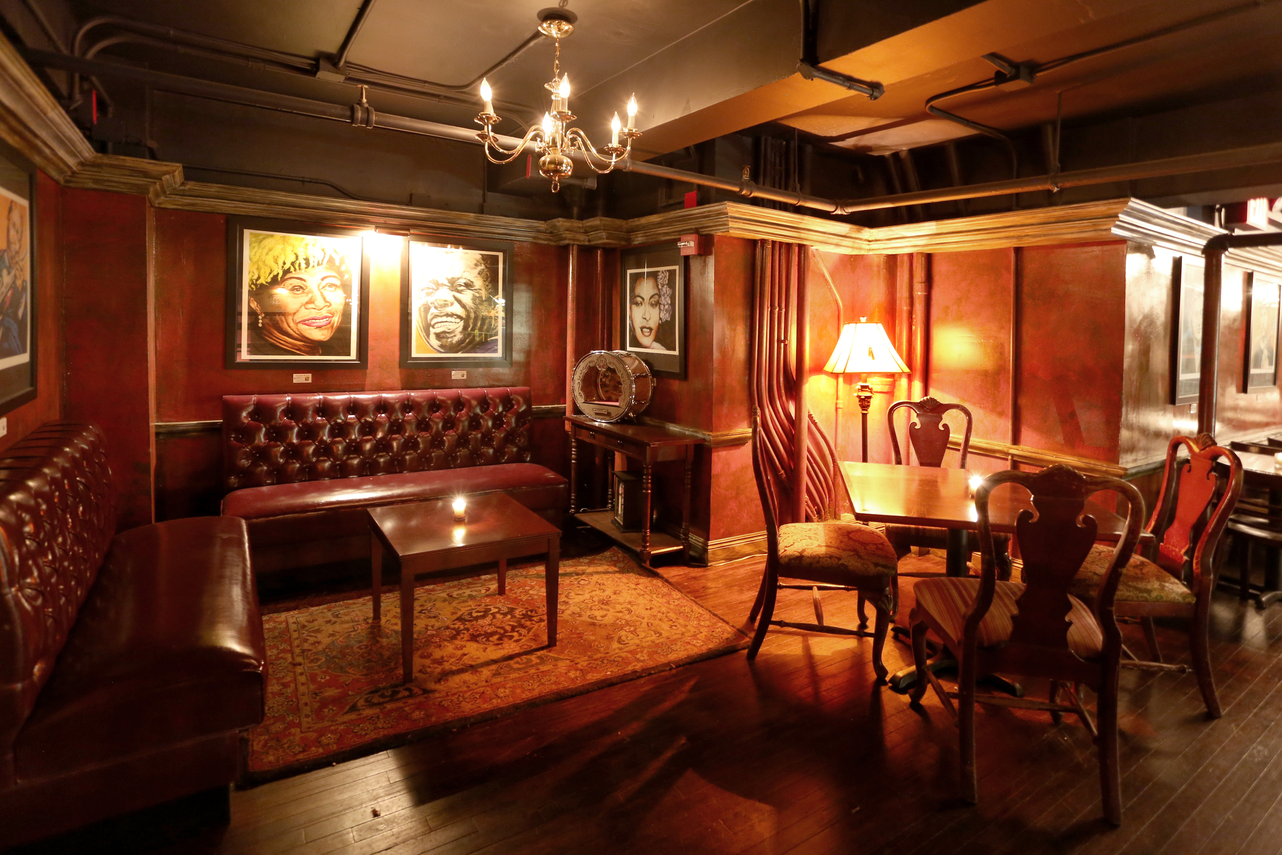 Photo Tour  The Cutting Room  New York City