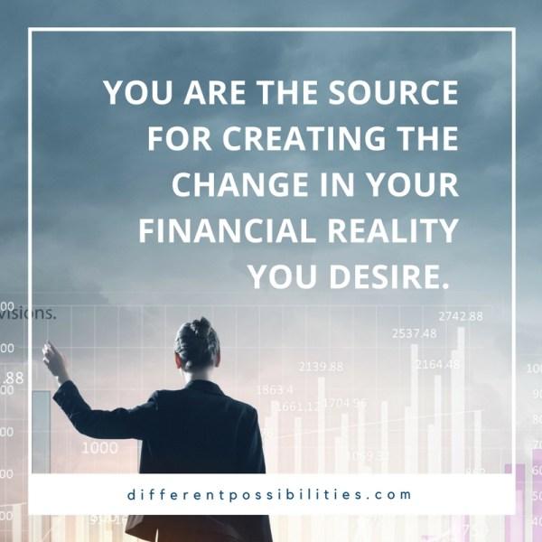 Financial Education. Important Conscious