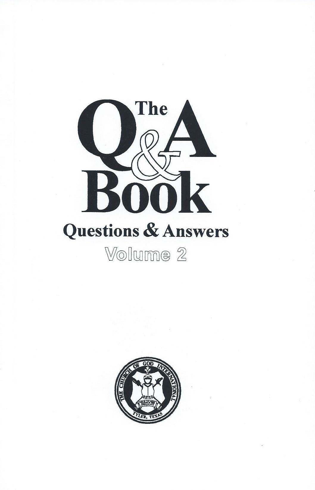 Literature — The Church of God International