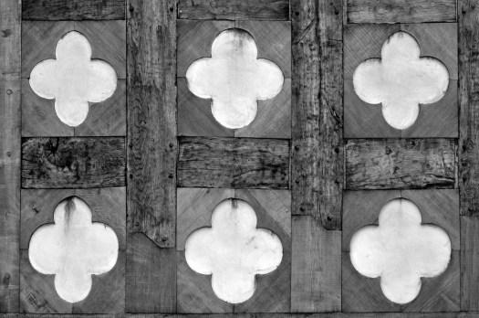 Tudor Timber Framed Building Detail