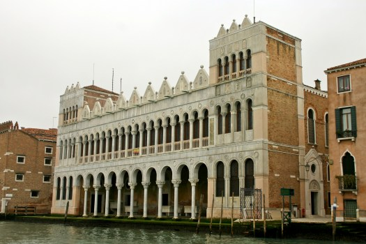 Natural History Museum of Venice Italy