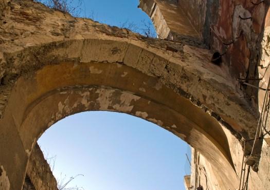 Sardinian Archway Italy