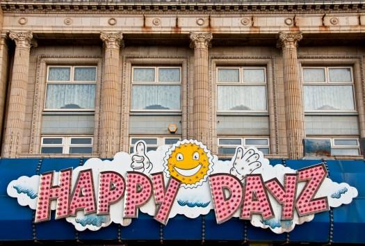 Happy Dayz in Blackpool
