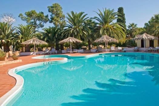Sant Efis Hotel Swimming Pool Sardinia