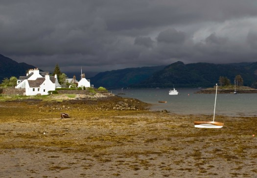 View from Plockton, Scottish Highlands
