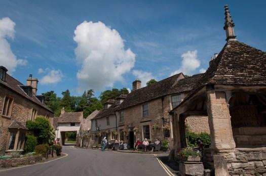 Castle Comb Village