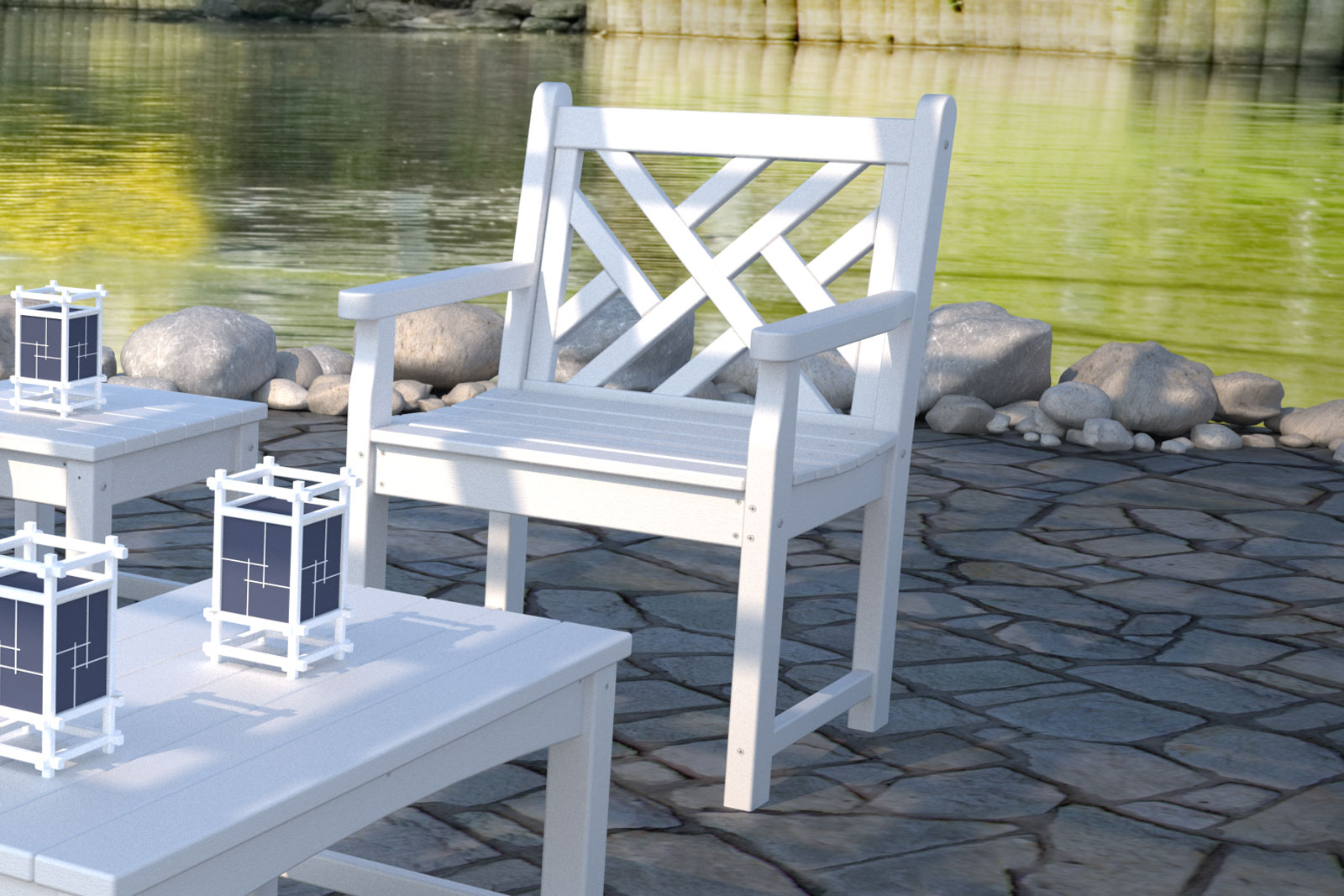 white outside chairs commercial grade office outdoors garden furniture chippendale 1 jpg