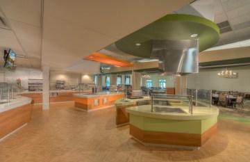 Higher Education Interior Design Dining | Interior Design Images