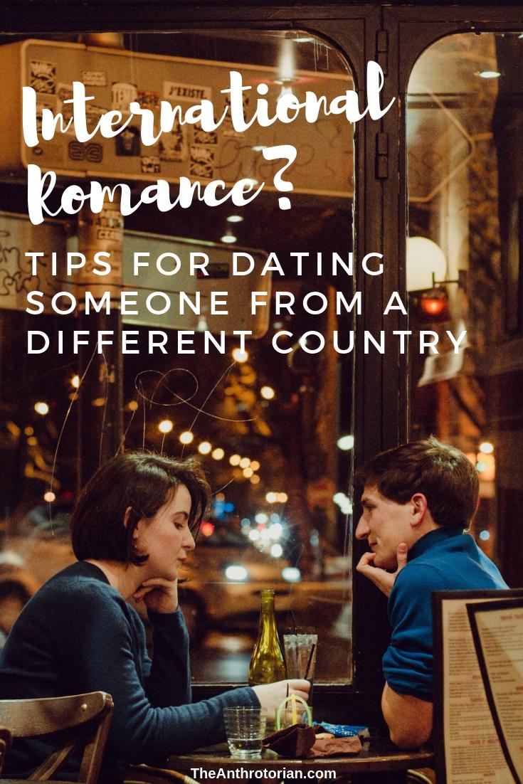 international romance tips for