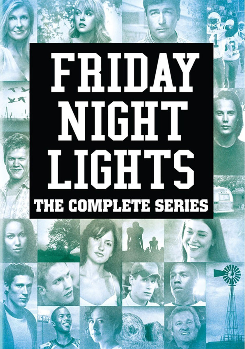 Friday Night Lights Dvd Box Set