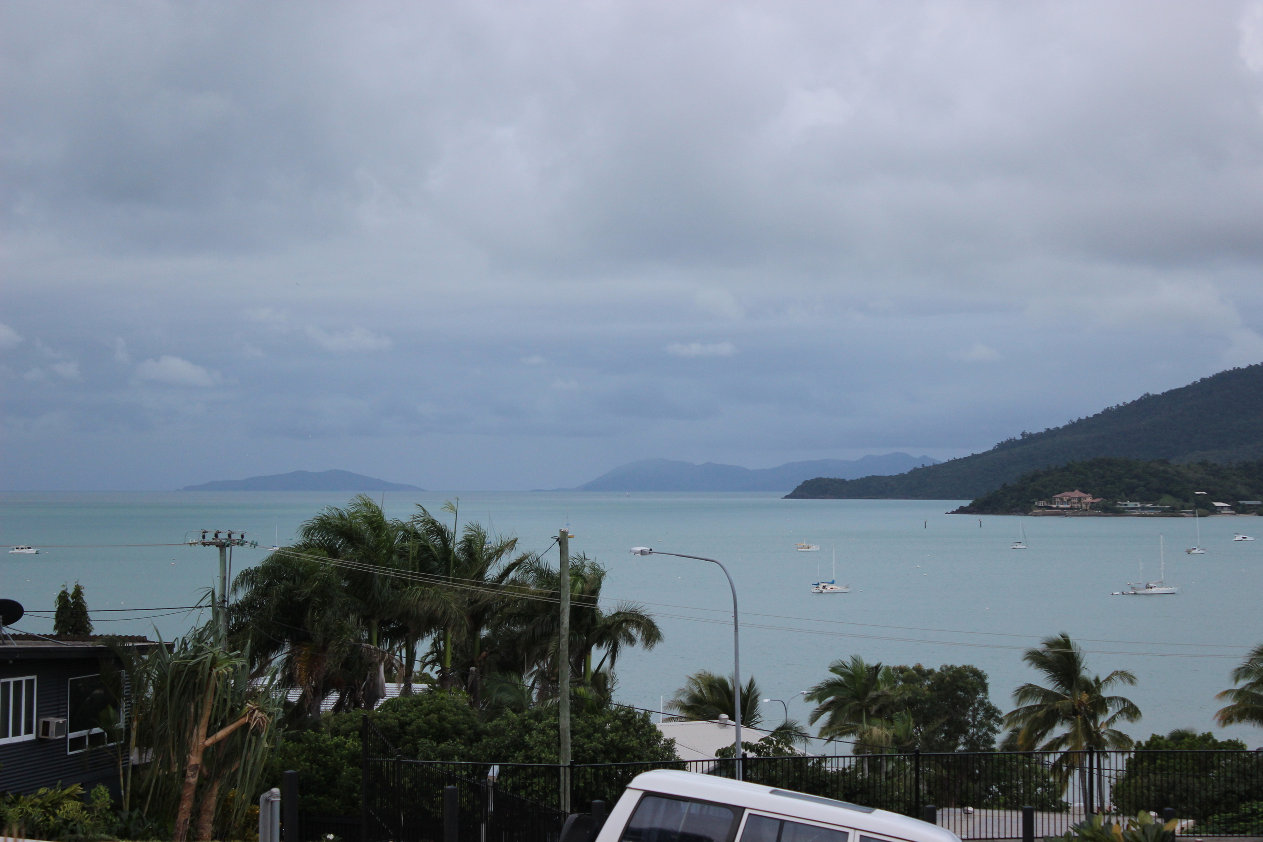 !st Day - Barrier Reef tour day.