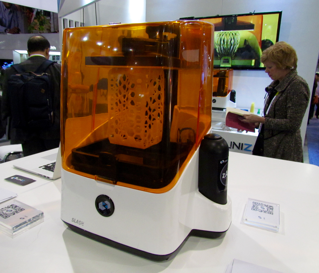 UNIZs Resin 3D Printing Approach Shakes Things Up