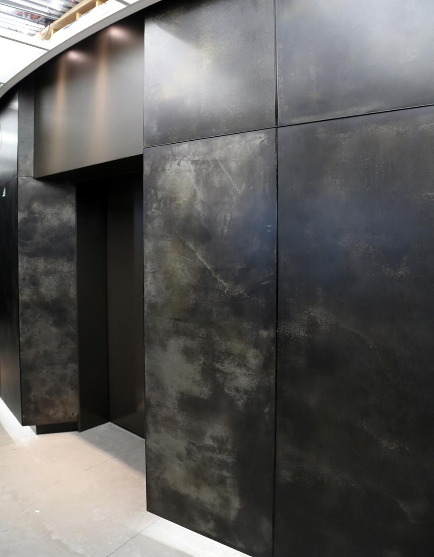 Feature walls  Axolotl