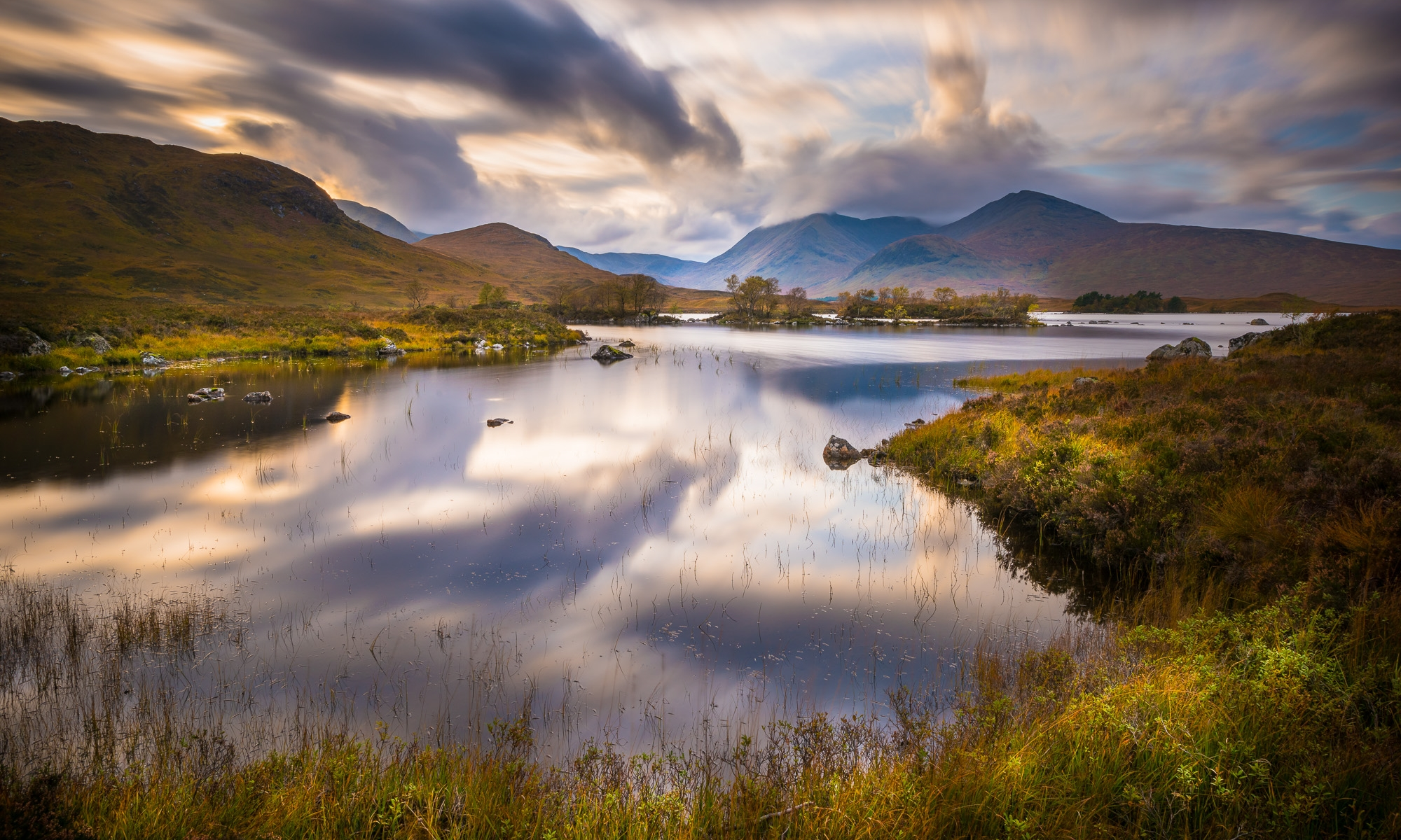 stunningly beautiful landscapes