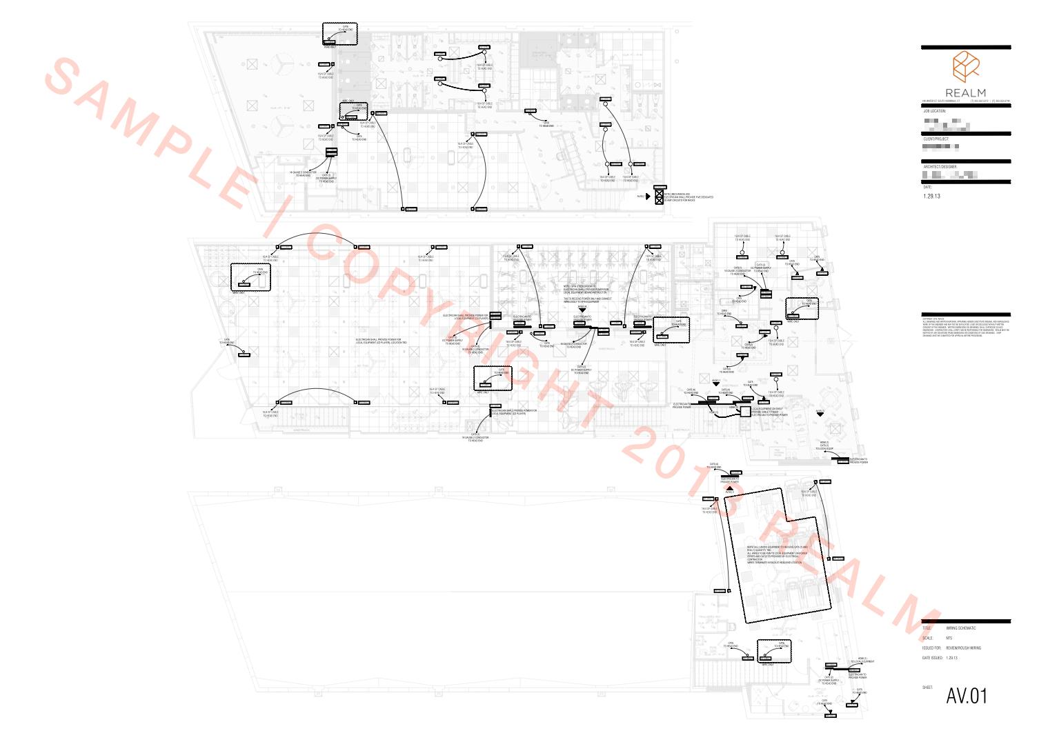 case studies + portfolio — Realm