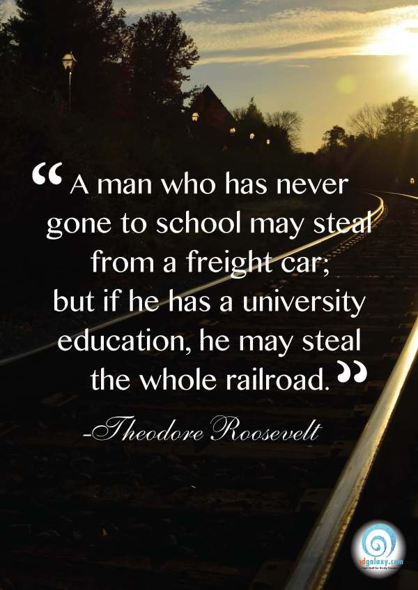 Inspirational Quotes About Life and Education