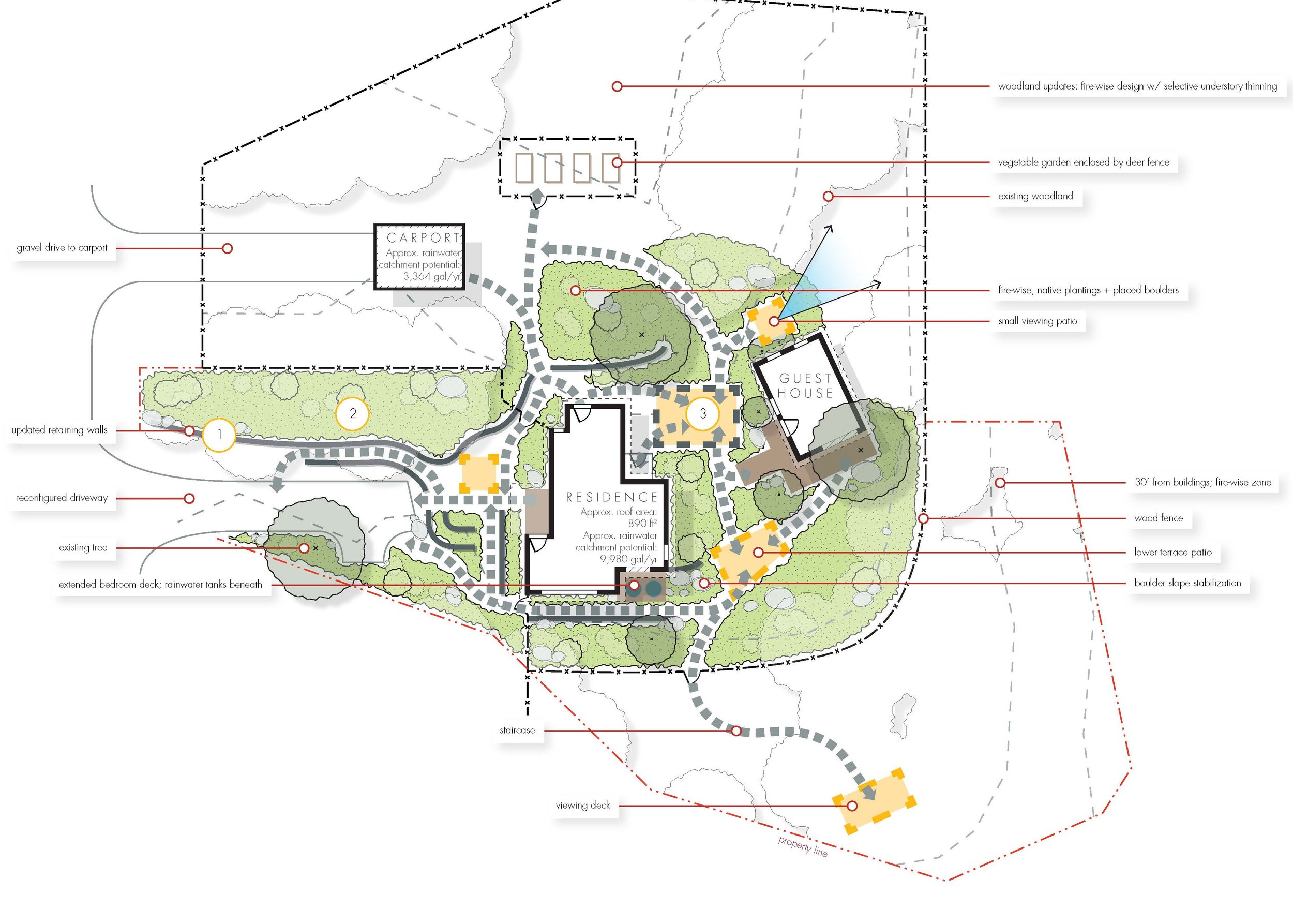medium resolution of conceptual design site planning landscape architecture residential example nbsp