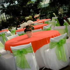 Chair Covers And Tablecloth Rentals White Wood Chairs Specialty Linens Img 2049 Jpg