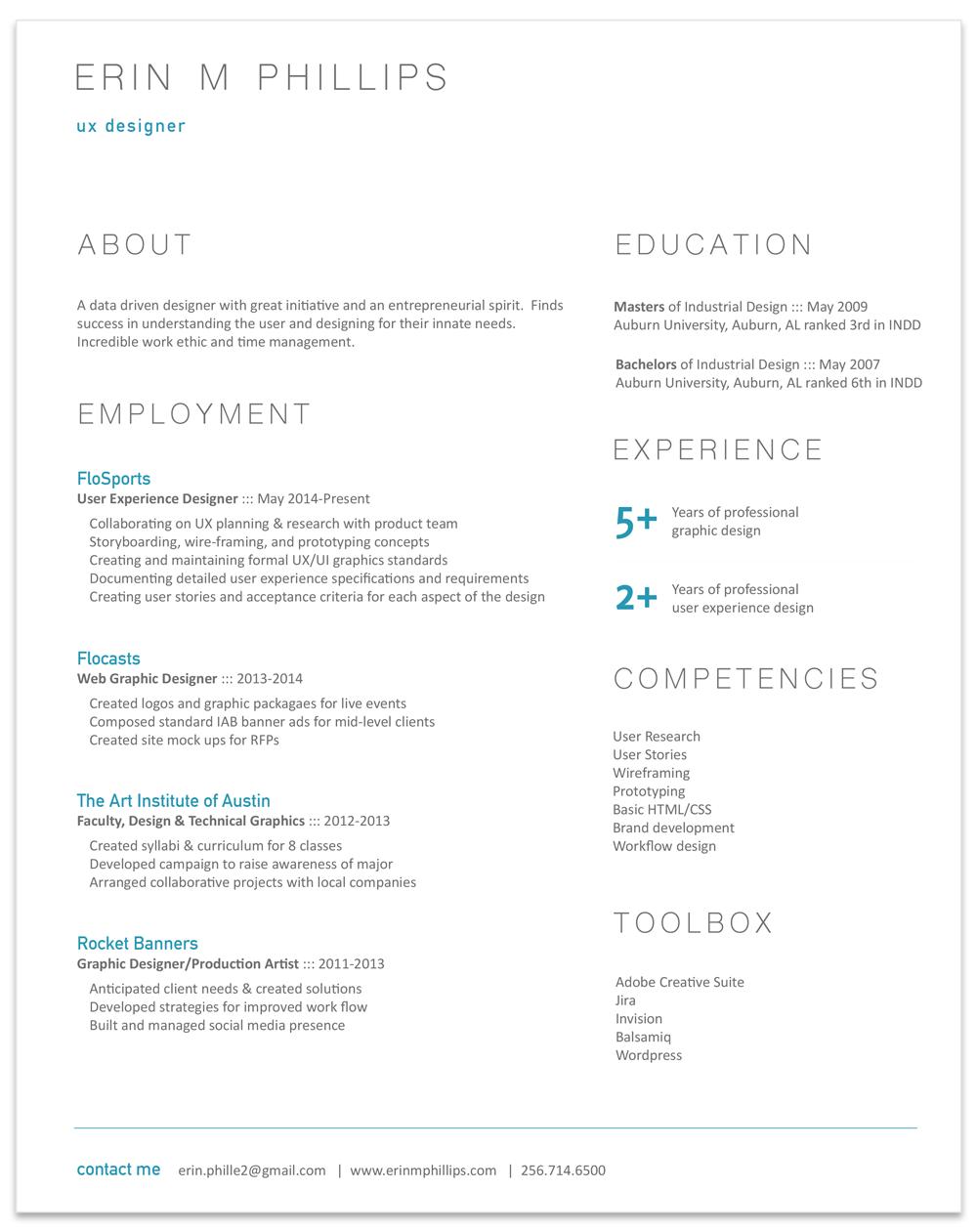 Resume Christy Brown Digital Resume And Portfolio Canva