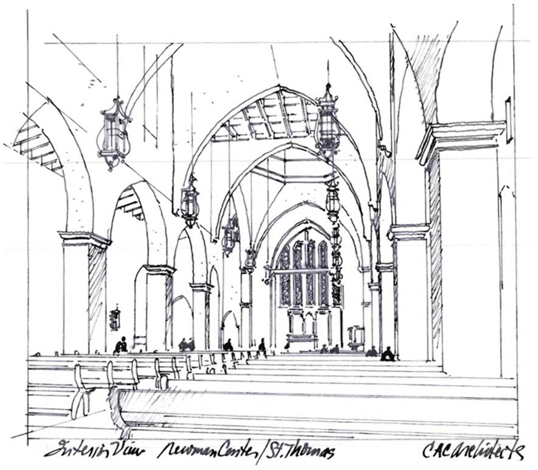 dedication of church building