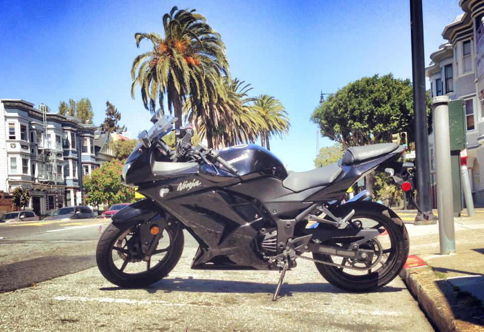 I got a motorcycle (And sold it 6 months later)