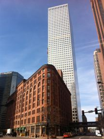 Denver Calgary Tale Of Two Thriving Downtowns