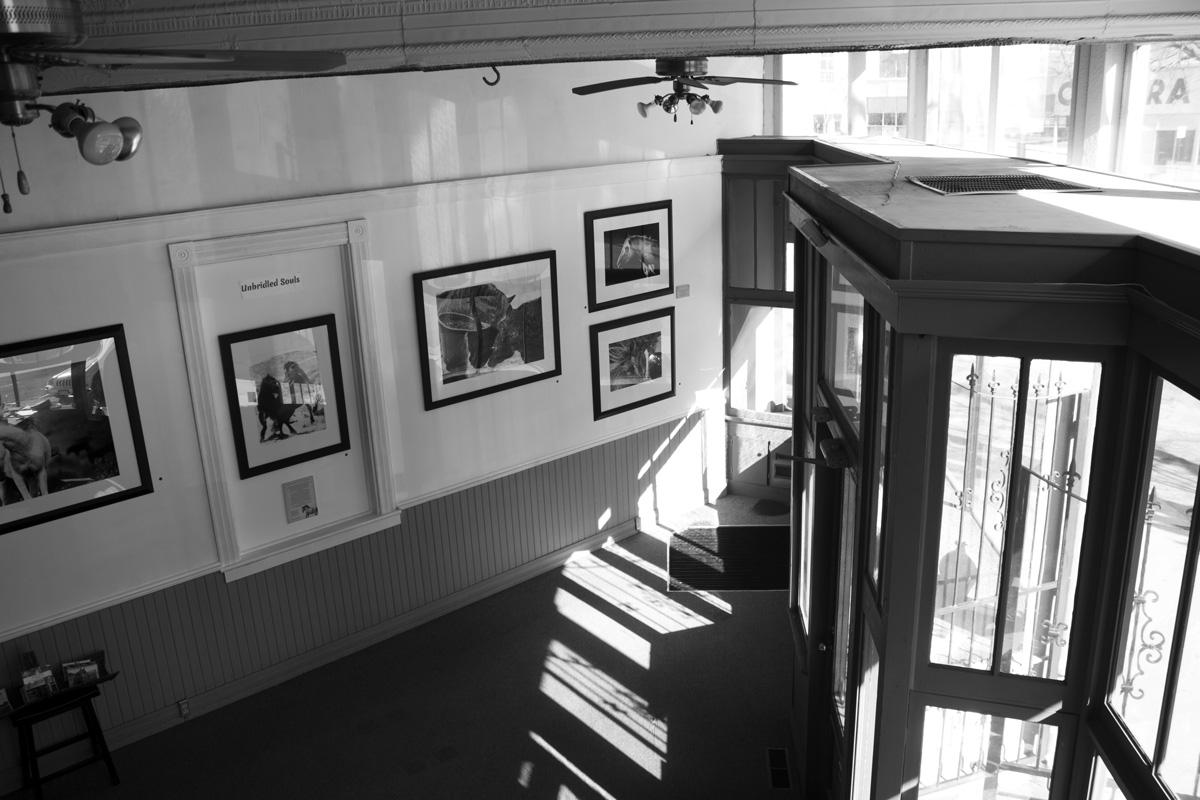 The Kadoya Gallery at 119 Central Ave in Pueblo.   by Kara Mason