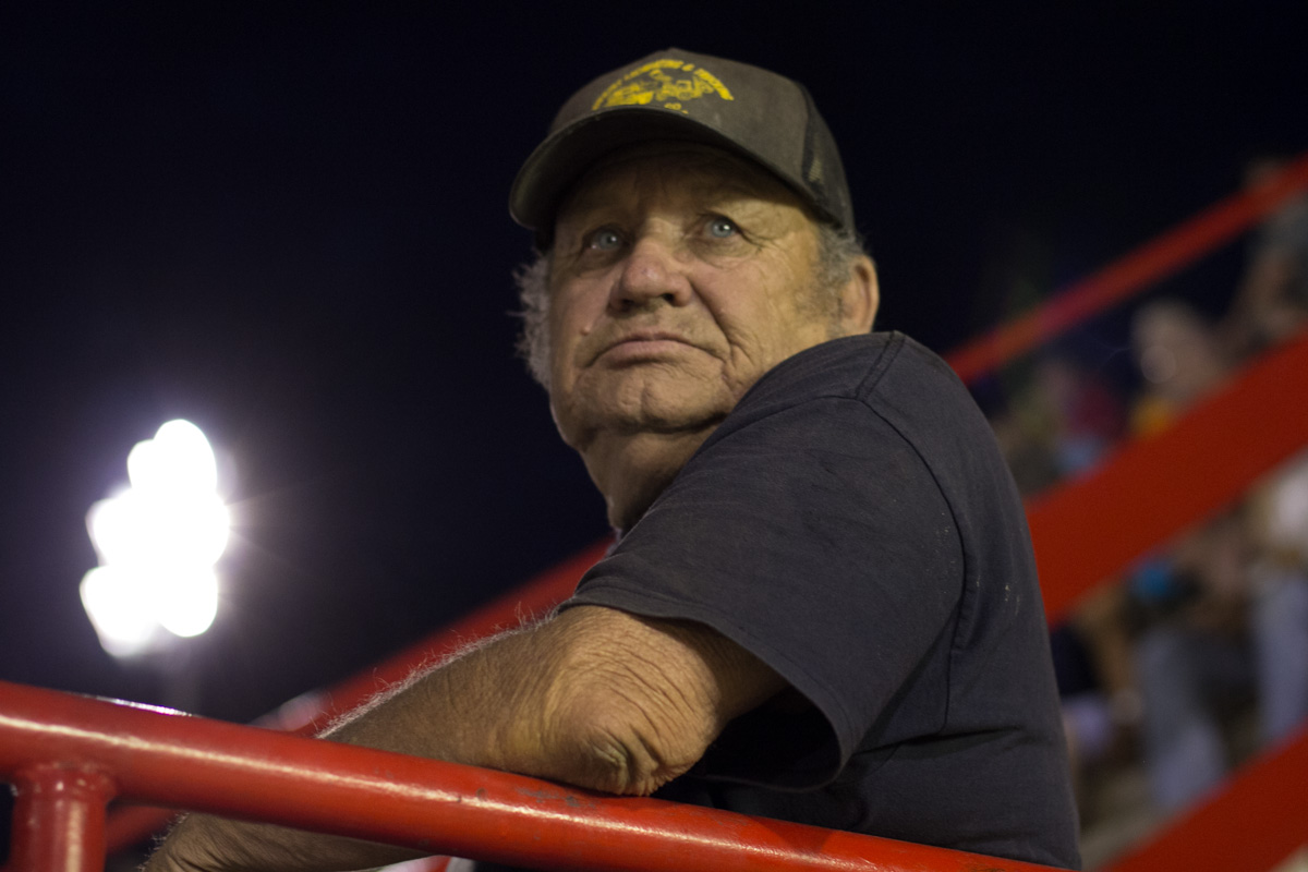 Tow truck driver Chuck Driver | Photo PULP