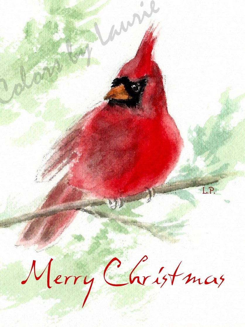 Christmas Cards Are Here Colors By Laurie