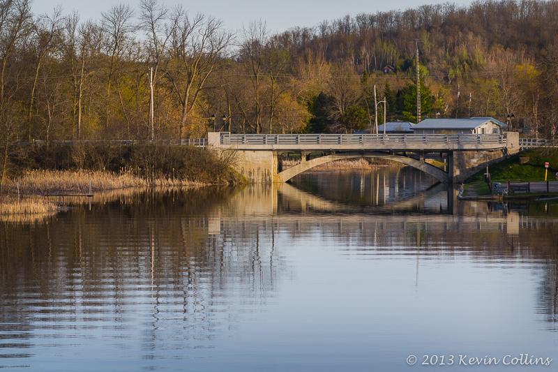 Bridge and Ripples