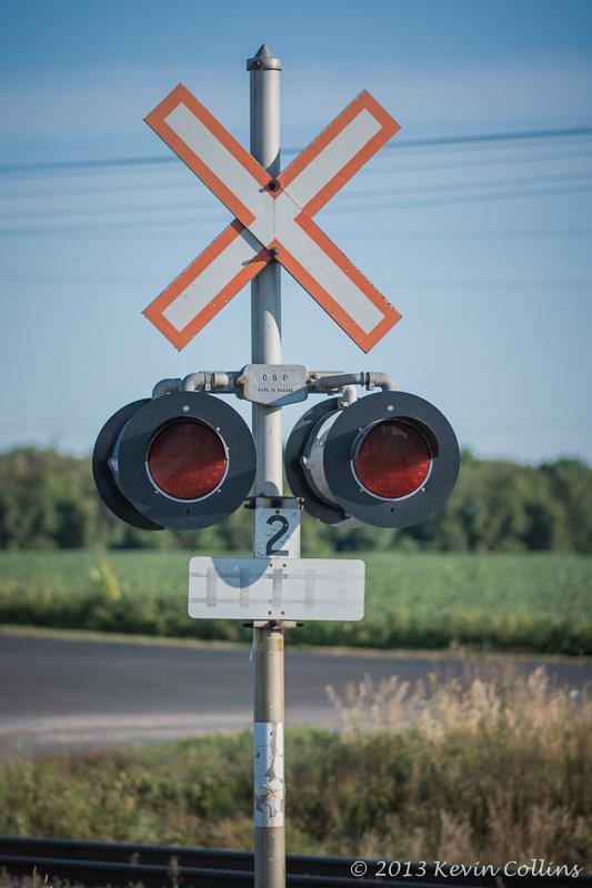 Signals at Lakeshore Rd. & Stephenson Rd.