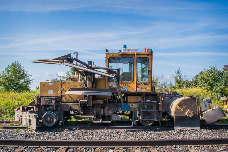 CP 2211-37 (Maintenance of Way Equipment)