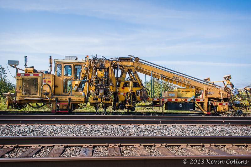 CP 5206-41 (Maintenance of Way Equipment)