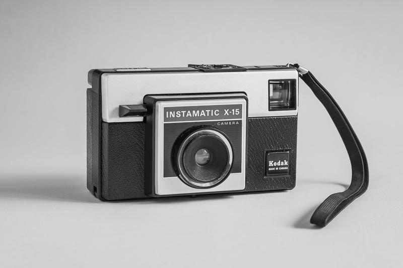 Kodak Instamatic X-15 (1970)