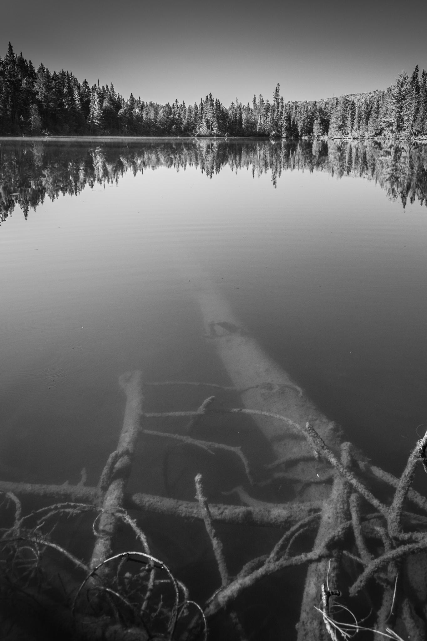 Rosepond Lake (1/80s, f/9, ISO400)