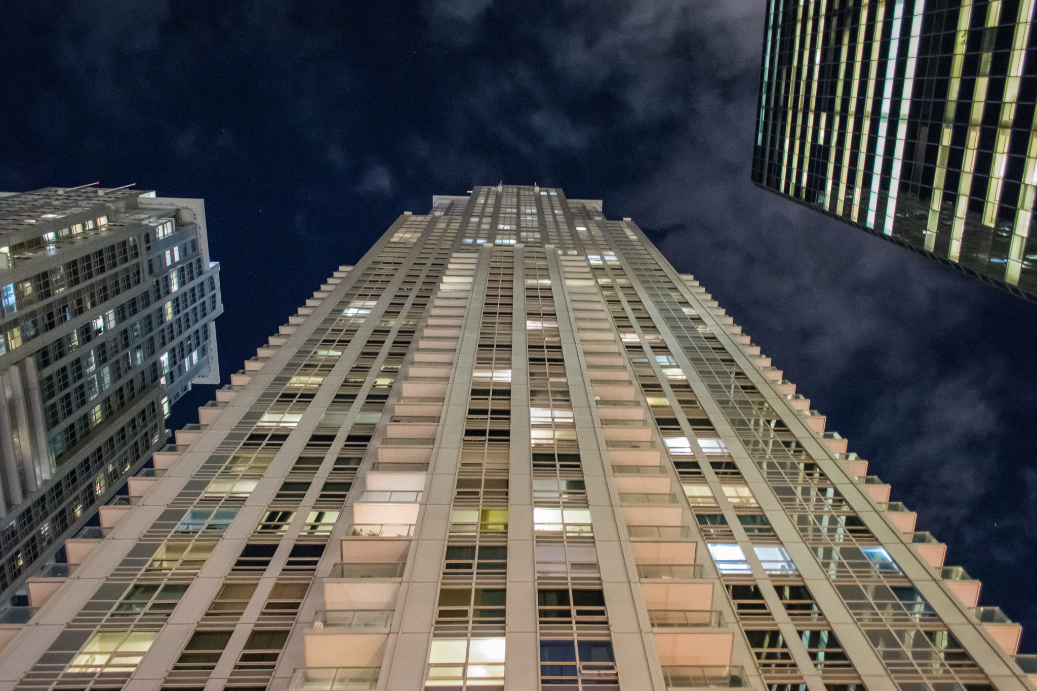 High Rise (1/2s, f/6.3, ISO5000)