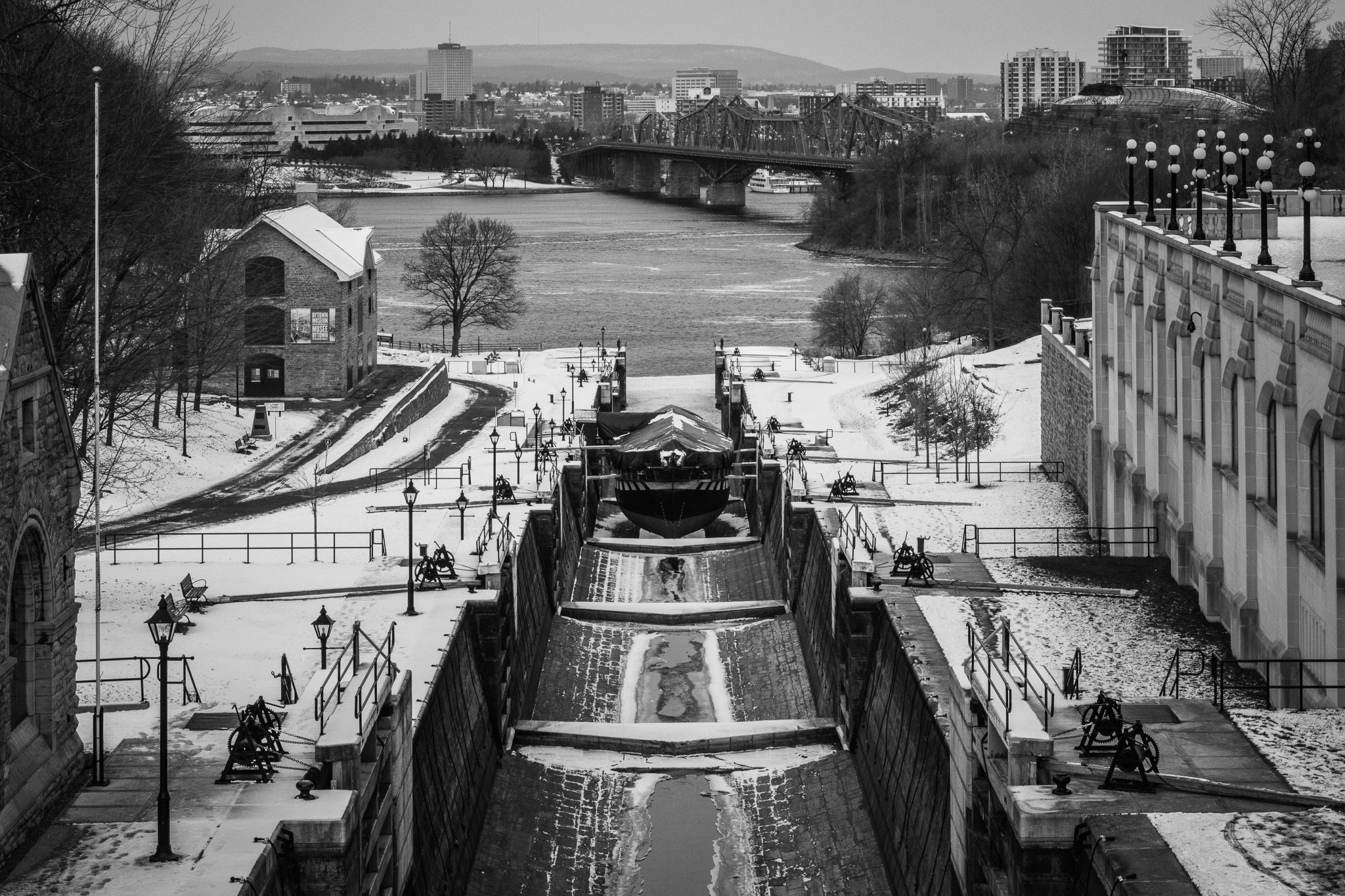 Rideau Canal (1/200s, f/13, ISO400)