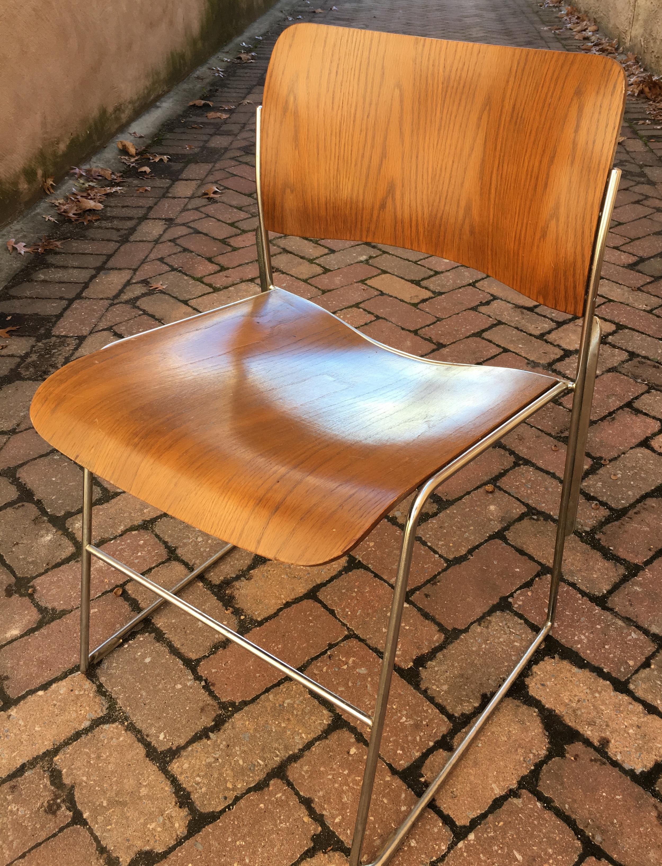 david rowland metal chair ez posture 40 4 dig this img 0520 jpg