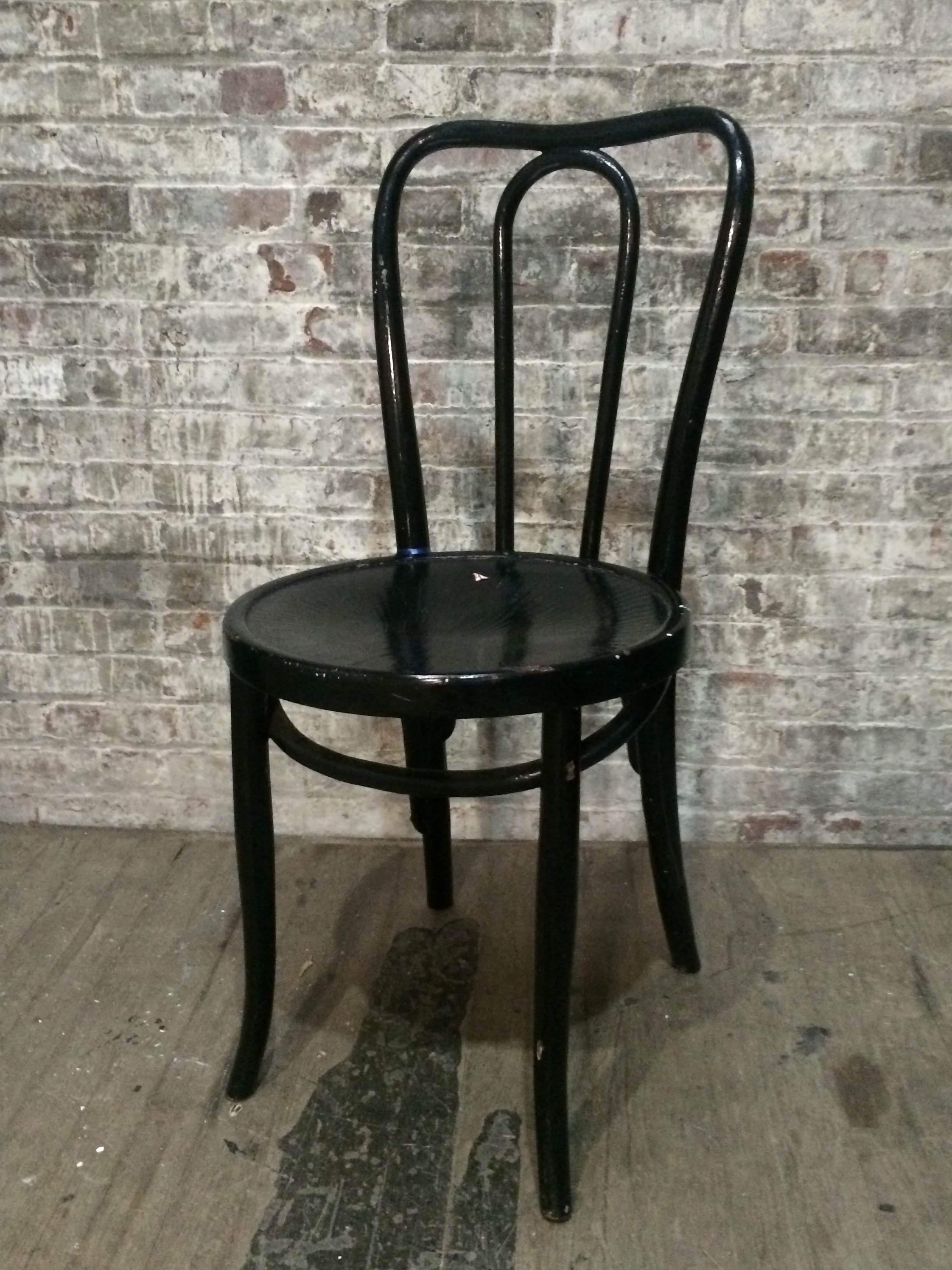 cafe chairs wooden plastic andronik wood seating primate props rss black chair 54