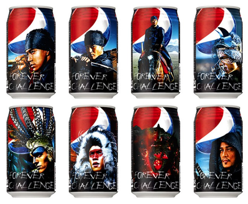 Pepsi Strong Zero 1