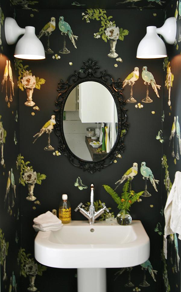 Aporta elegancia con pared pintado