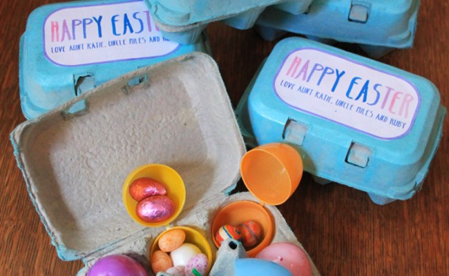 Diy Easter Gifts Free Printable Stickers Life Is Made